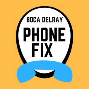Boca Delray Phone fix Logo